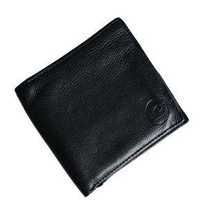 Vintage Pierre Cardin Bifold Wallet Mens Leather